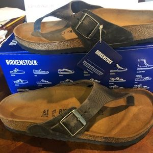 Birkenstock Como Iron 10 medium new